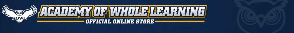 Academy of Whole Learning Sideline Store