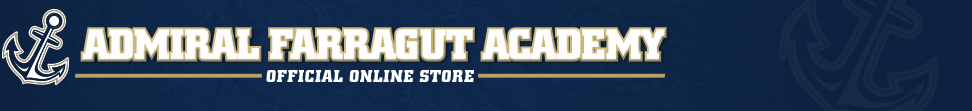 Admiral Farragut Academy Sideline Store Sideline Store