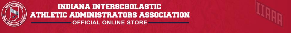Indiana Interscholastic Athletic Administrators Association Sideline Store
